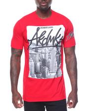 Akademiks - S/S New York Skyline Graphic Tee