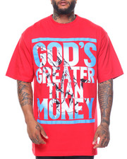 Buyers Picks - God Greater Than $ Tee (B&T)-2122083