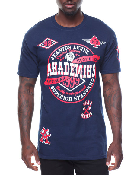 Akademiks - S/S Graphic Tee