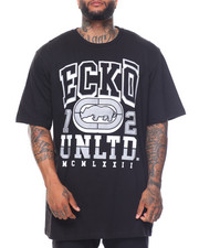 Men - S/S Ecko 72 Unlimited Tee (B&T)
