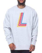 LRG - LRGroup Crew Neck Sweatshirt (B&T)