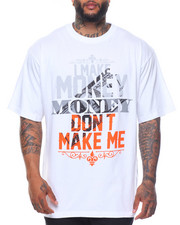 Buyers Picks - I Make Money  S/S Tee (B&T)-2122078