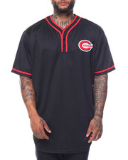 Buyers Picks - Cheddar Chasers S/S Baseball Jersey (B&T)