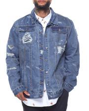 LRG - Destroyed Denim Jacket (B&T)