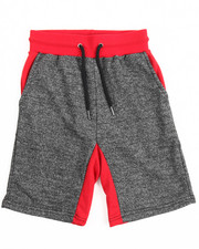 Arcade Styles - Marled French Terry Short (8-20)