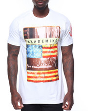 Shirts - S/S Americana Graphic Tee