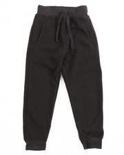 Boys - Basic Solid Fleece Joggers (8-20)