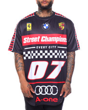 Men - Street Champions Race Car S/S Tee (B&T)