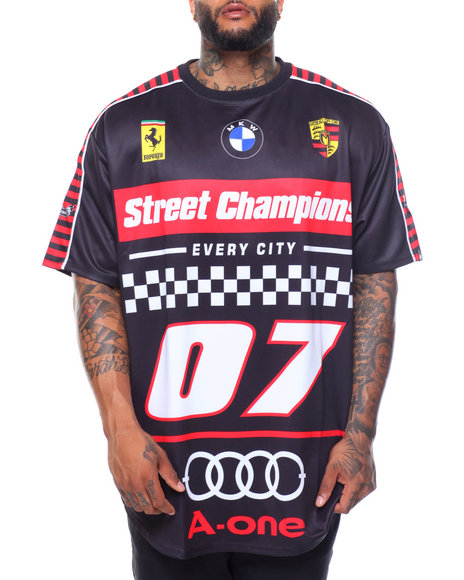 Buyers Picks - Street Champions Race Car S/S Tee (B&T)
