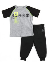 Boys - Lead With Speed Tee / Jogger Set (Infant)