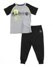 Boys - Lead With Speed Tee/ Jogger Set (2T-4T)
