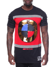 Buyers Picks - S/S Metallic Sticker Racing Tee