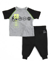 Boys - Lead With Speed Tee/ Jogger Set (Infant)