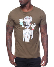 Buyers Picks - S/S Smoking Man Graphic Tee