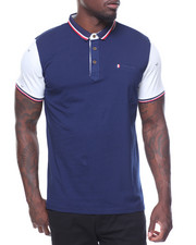 Buyers Picks - 2-Tone S/S Polo