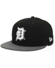 NBA, MLB, NFL Gear - 9Fifty Faux Nubuck Detroit Tigers Snapbacks