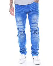Jeans & Pants - Split Knee Pants
