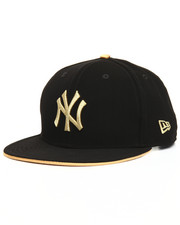Men - 9Fifty Faux Nubuck & Metallic New York Yankees Snapback