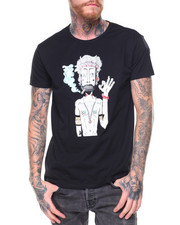 Men - S/S Smoking Man Graphic Tee