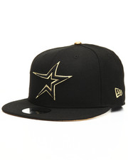 Men - 9Fifty Metallic Houston Astros Snapback