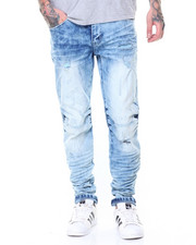 Jeans & Pants - Basic Rip Off Denim
