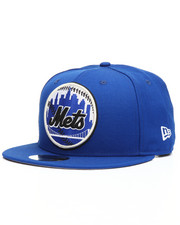 NBA, MLB, NFL Gear - 9Fifty Bright Royal New York Mets Snapback