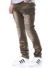 Men - Twill Cargo Pants