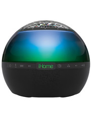 IHOME - Color Changing Sphere Bluetooth Portable Stereo Speaker