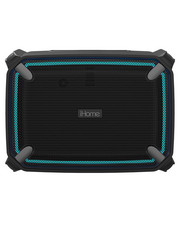 IHOME - Portable Waterproof Shockproof Bluetooth 10 Watt Stereo Speaker