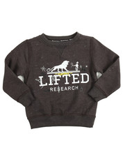 Boys - L/S Shotgun Crew Sweatshirt (4-7)