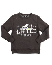 Boys - L/S Shotgun Crew Sweatshirt (8-20)