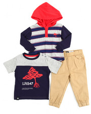 Infant & Newborn - 3 Piece Knit Set (Infant)