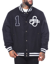 Outerwear - Varsity Bomber Jacket (B&T)