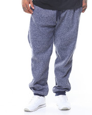 Buyers Picks - Marled Fleece Joggers (B&T)-2123632