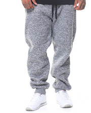 Buyers Picks - Marled Fleece Joggers (B&T)-2123638