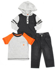 Sets - Uptown Boy 3 Piece Set (Infant)