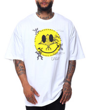 LRG - LRG Smiley S/S Tee (B&T)