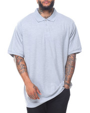 Buyers Picks - S/S Solid  Pique Polo (B&T)
