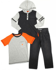 Sets - Uptown Boy 3 Piece Set (4-7)