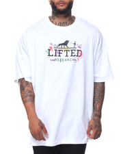 LRG - Keep Searching S/S Tee (B&T)