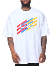LRG - S/S Ascending Stripes Tee (B&T)