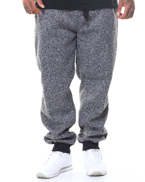 Buyers Picks - Marled Fleece Joggers (B&T)