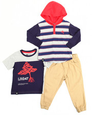 LRG - 3 Piece Knit Set (2T-4T)