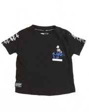 Infant & Newborn - S/S Dot Tee (Infant)