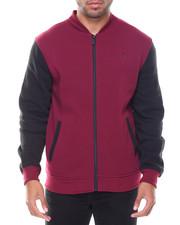 Outerwear - Hanover Baseball Fleece Jacket