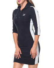 Women - T7 HOODED DRESS