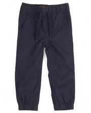 Sizes 2T-4T - Toddler - Twill Fashion Jogger Pants (2T-4T)
