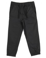 Pants - Twill Fashion Jogger Pants (4-7)