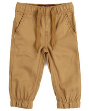 Infant & Newborn - Twill Fashion Jogger Pants (Infant)