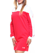 Women - TURTLENECK CREW DRESS